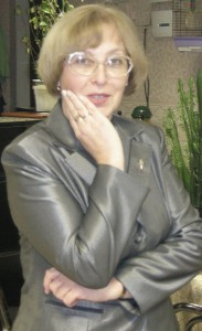 Елена Степановна